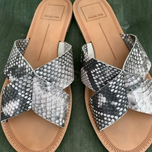 Dolce Vita Sandals, worn twice. No box. Size 6.5.